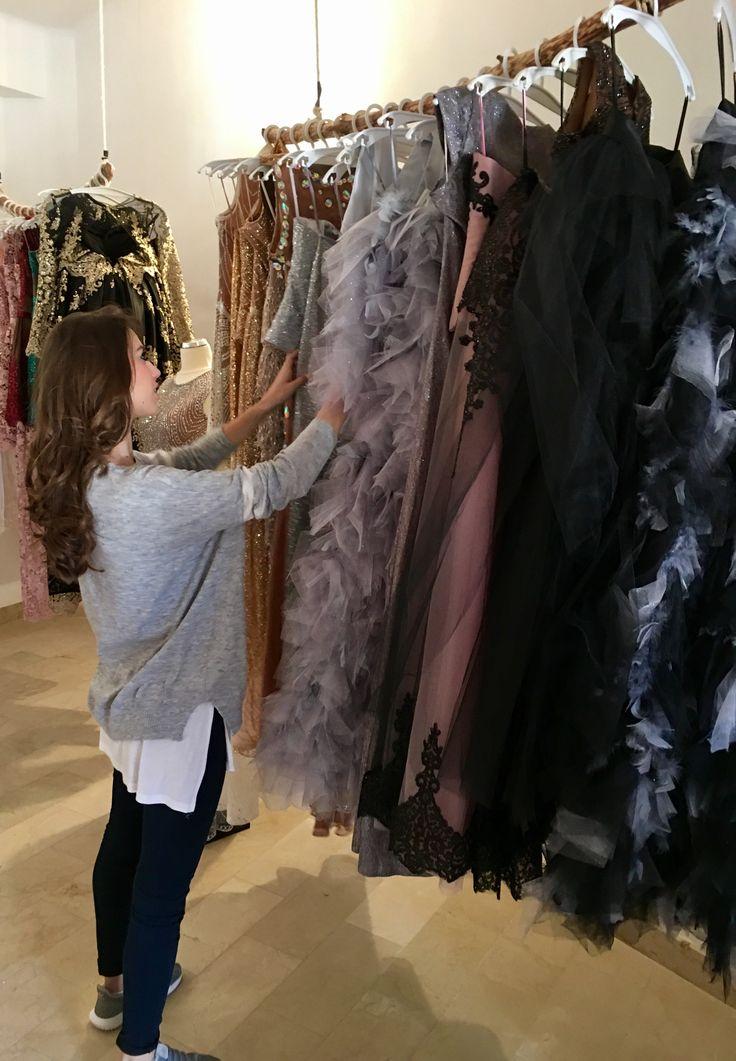 El Beso del Estilo, Port d' Andratx, Mallorca, Fashion Showroom