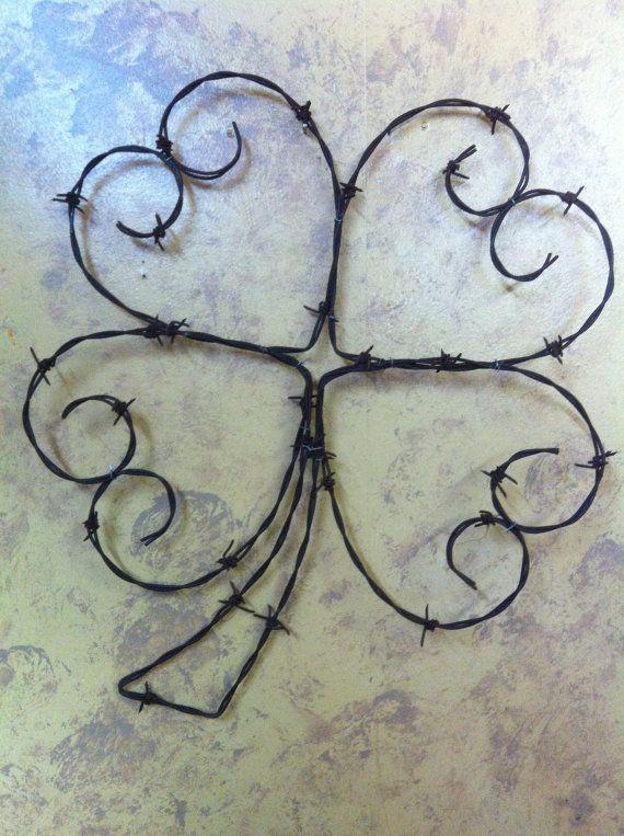 Clover, 4 Leaf Clover, Shamrock, 4 H, Irish, Luck, Blarney, Leprechun, Green, on Etsy, $80.00