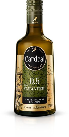 Azeite de Oliva Cardeal - Tipo 0,5 extra virgem