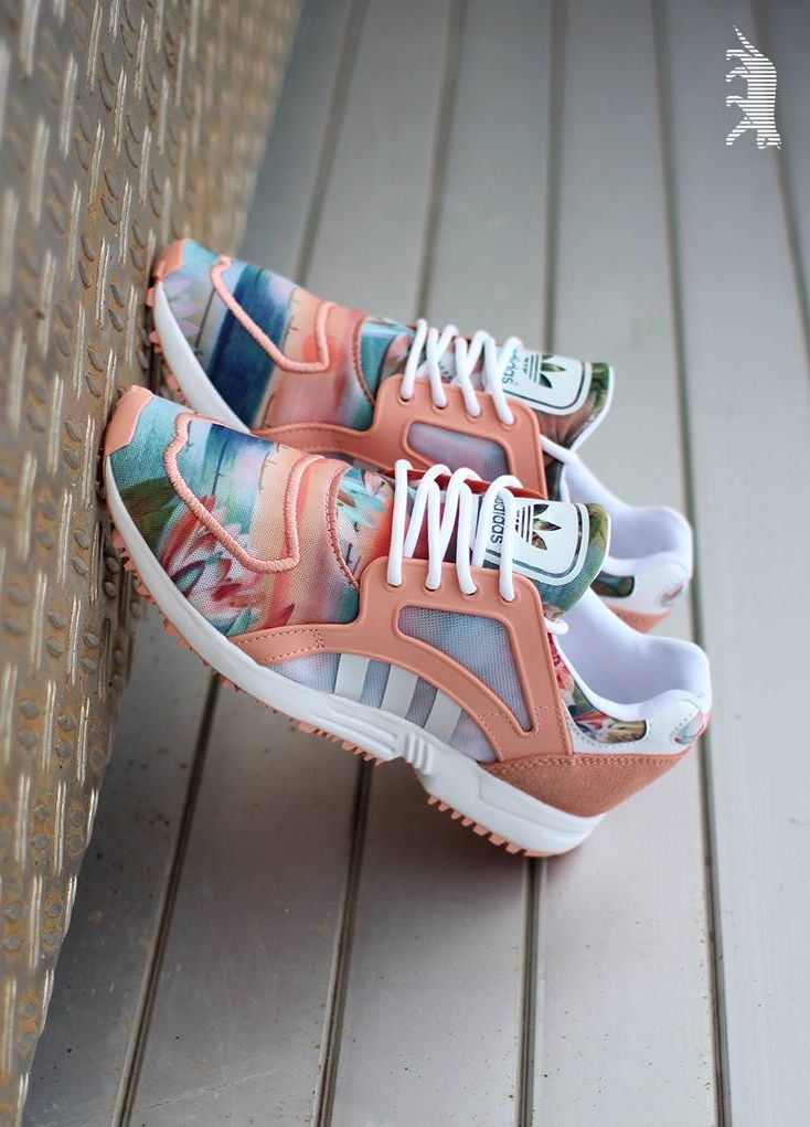 Ohhhhhhh.... I'm kind of in love with these.....! - adidas Racer Lite 'Lotus' by asphaltgold