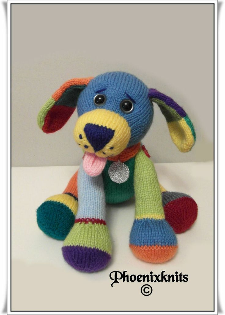 The 470 best toy pattens images on Pinterest | Free knitting ...