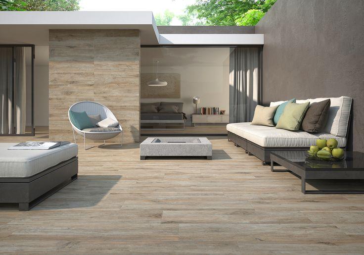 La modernidad y el diseño permiten al azulejo y a las piezas cerámicas regresar este 2016, no solo a las cocinas o cuartos de baño, si no también a las paredes exteriores y fachadas. Entre más grandes sean las piezas, mucho mejor.