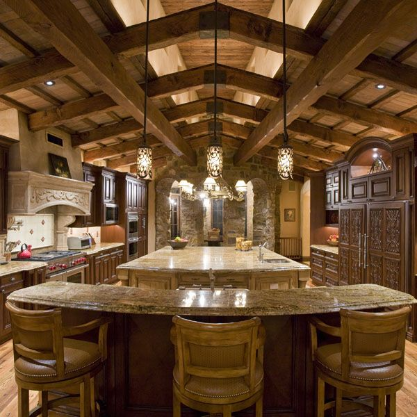 Awesome Unbelievable Old World Kitchen Design From Est Est, Scottsdale, AZ.