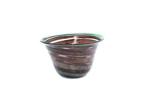 Handblown bowl. https://www.epla.no/shops/smaalandkunstglass/