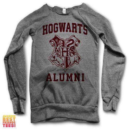 Hogwarts Alumni   Maniac Sweater