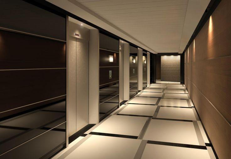 Corridor Design: Marcopolo Ortigas Office
