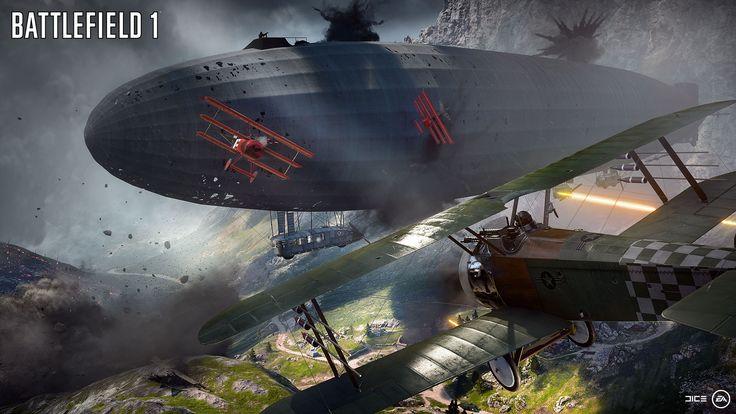 Battlefield 1 learned a lot from Star Wars: Battlefront