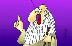 Εκλογές «βλέπει» ο Αρκάς - Το σκίτσο του - Media
