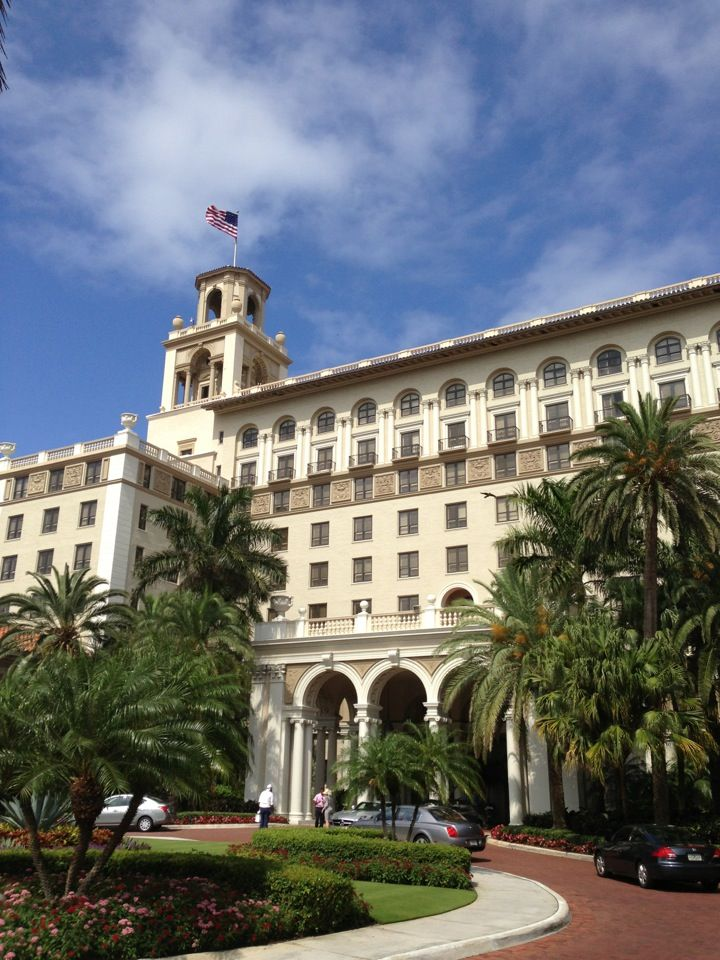 The Breakers Palm Beach Location