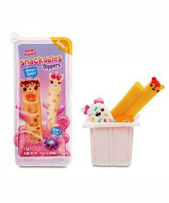 Num Noms Snackables Dippers Series 1 Num Nom Toys Slime Toy