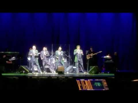 The Stylistics medley  live at the Beacon theater 2-11-2017 - YouTube