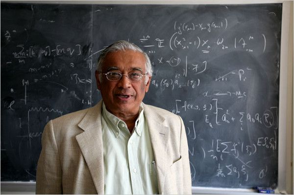 Srinivasa S. R. Varadhan | Abel Prize Winners