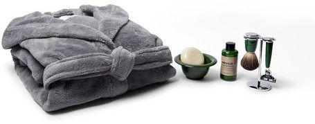 Soho Home Robe And Shaving Set