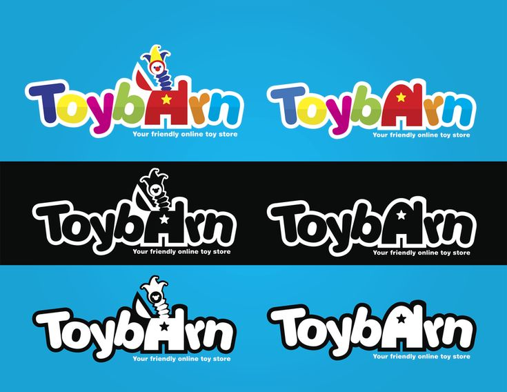 Need FUN LOGO for leading online TOY STORE!!! by stazzy