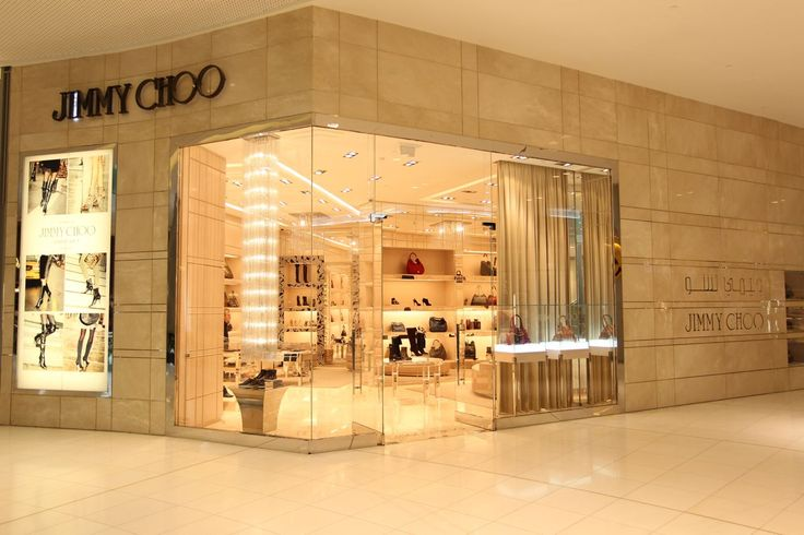 Jimmy Choo in The Dubai Mall