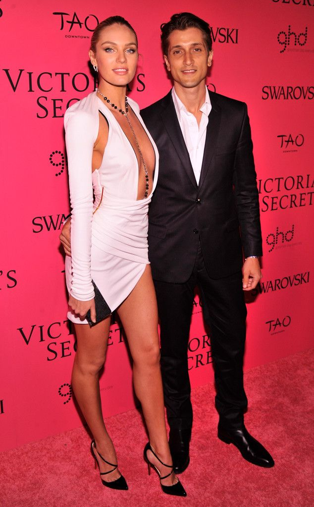 Candice Swanepoel Is Engaged! Model Set to Marry Longtime Boyfriend Hermann Nicoli | E! Online Mobile