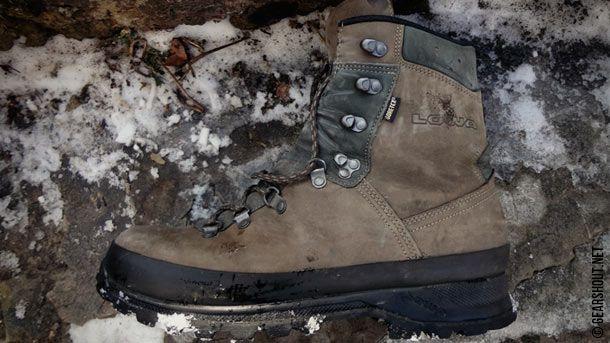 Обзор горных ботинок LOWA Mountain GTX после трёх лет использования