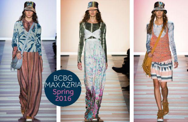 BCBG Max Azria Spring 2016