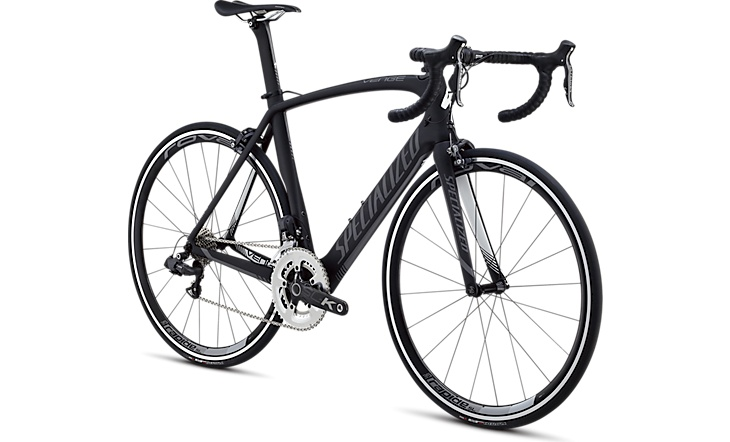 Stealth mode.... This is one clean looking bike. Specialized Bicycle Components