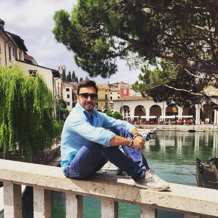 Streetstyle in the center of Desenzano