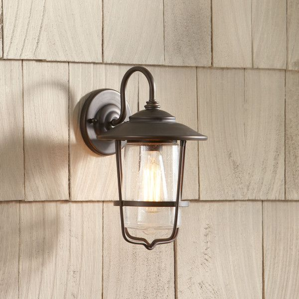 Birch lane remington outdoor wall lantern