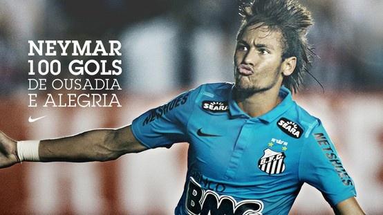 Neymar Centenrio - nikefootball