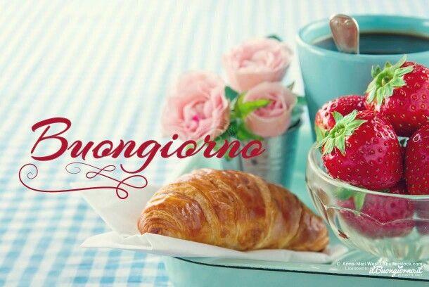 36 fantastiche immagini su frasi buon giorno su pinterest for Buongiorno con colazione