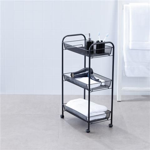3 Tier Bathroom Trolley homemaker Trolley