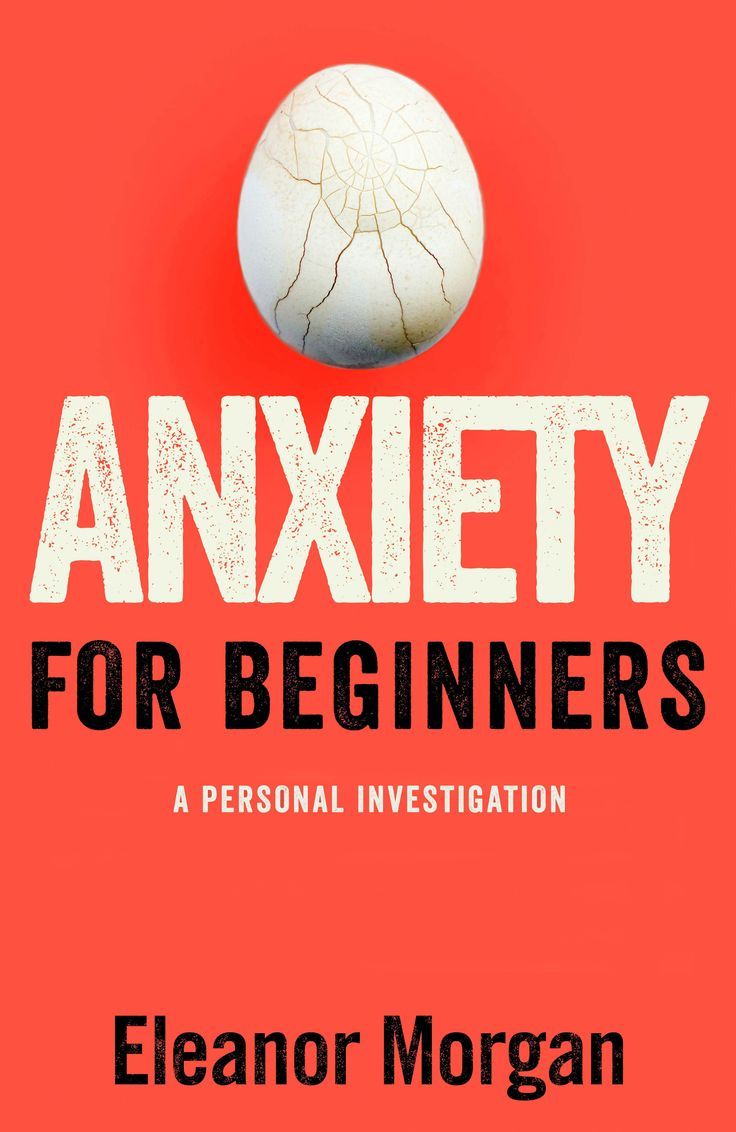 "This week we're reading... ""Eleanor Morgan's wonderful, reassuring Anxiety For Beginners. She writes beautifully and blindingly honestly in the first half, but then, instead of leaving us with some limp chat about lavender pillows, she looks at what makes anxiety on a physiological and molecular level, examining what fear actually is."""
