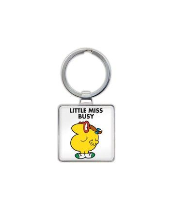 If By Chitra Little Miss Busy Keyring #keychain #keyring #ohnineone