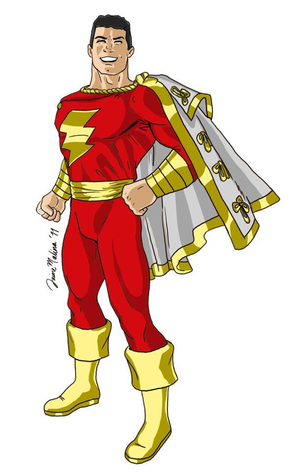 captain marvel comic hero - photo #3