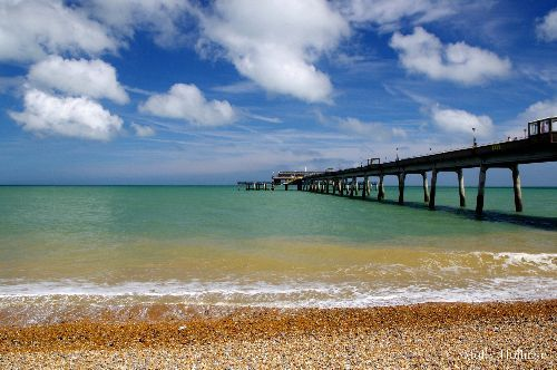 Deal Pier, Kent, England.  www.stnicholasphotography.co.uk