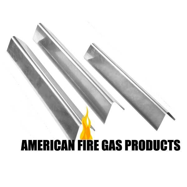 Weber E210, 46110001, E-220, 46310001, S-210, 7635, Stainless Flavorizer Bars (1.3 mm) 17 Ga
