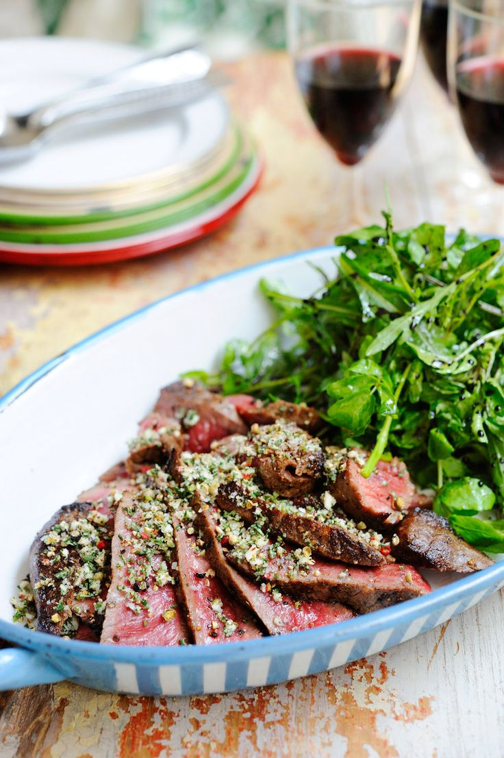 【ELLE a table】牛肉のタリアータレシピ エル・オンライン