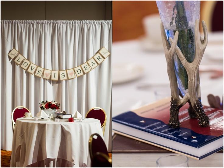 monona terrace madison wedding_137; sweetheart table