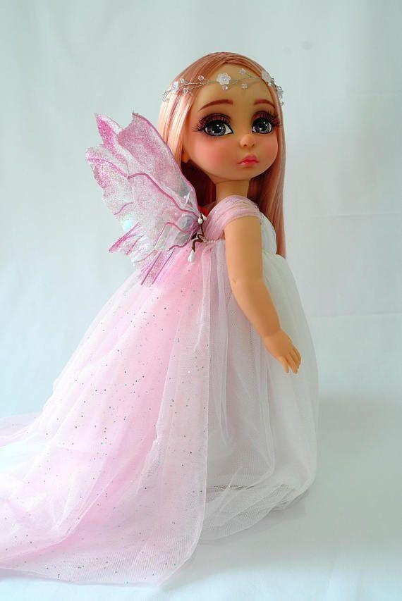 OOAK Animator Doll #3 by MALANEDOLL/ Garden Fairy/ Disney animator ...