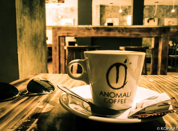 Ubud, Bali - ANOMALI COFFEE