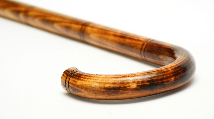 Classic Handmade Wooden Walking Stick