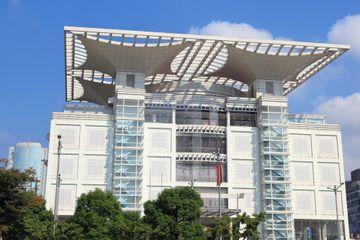 Shanghai Urban Planning Exhibition Hall  #shanghai