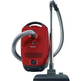 Miele® S2 Contour Canister Vacuum - Mango Red - Sears