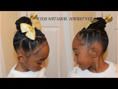 These easy natural hairstyles truly are amazing. #easynaturalhairstyles