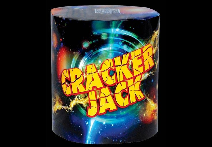 FEUX D'ARTIFICE - CRACKER JACK
