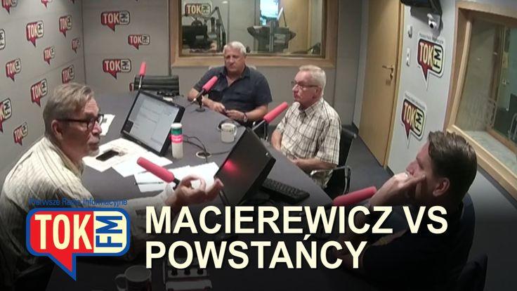 Macierewicz vs powstańcy