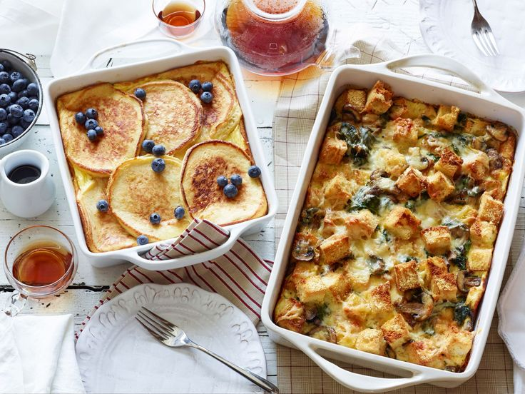 Christmas Casseroles, Reimagined : Kick off Christmas morning with a comforting breakfast casserole that can feed a crowd. Better yet, make two
