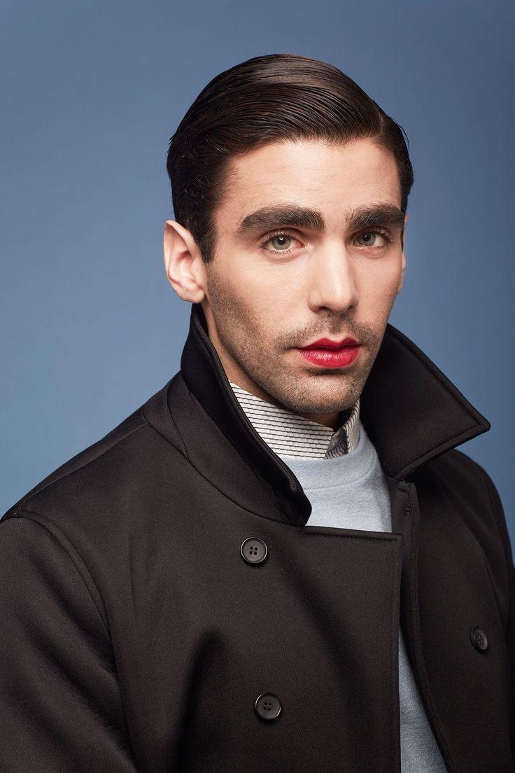Boys In Lipstick, Just Because   Editor, You think and Makeup