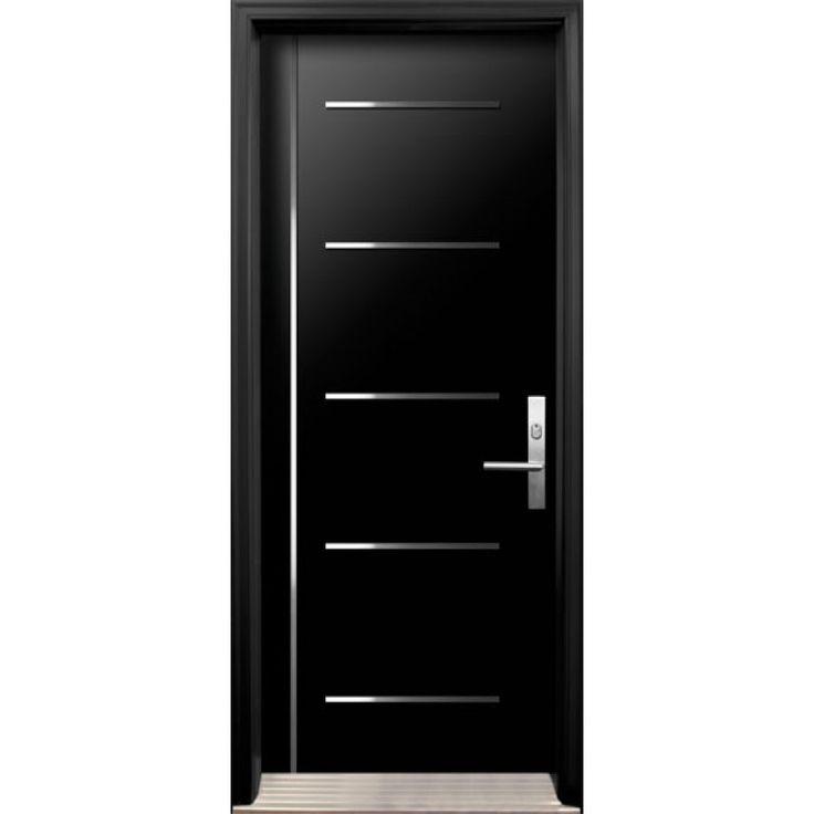 DoorShoppers.com   Fiberglass entry door - Architec series - AR18A