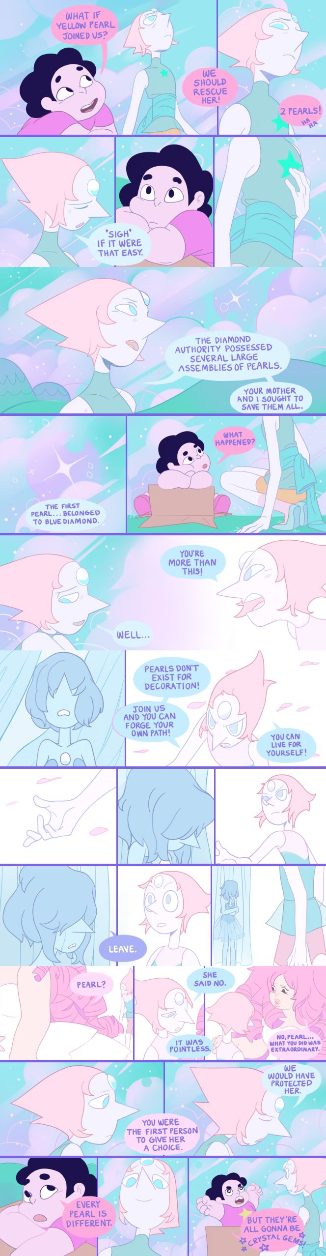 Not all Pearls are renegade.