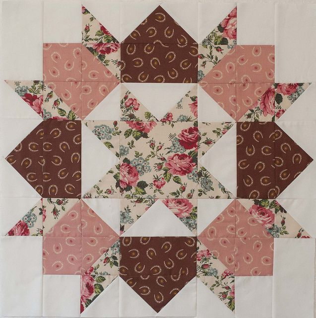 Swoon Block ... very pretty