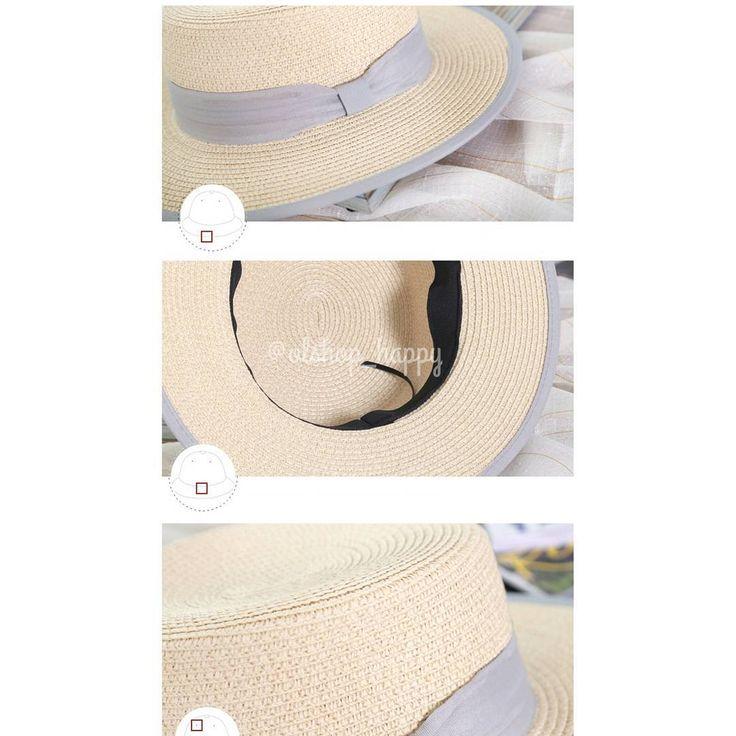 nice Detail. . HO2533W . Topi Pantai Premium High Quality Korean Sweet Hat . dengan a...  Detail. . HO2533W . Topi Pantai Premium High Quality Korean Sweet Hat . dengan anti sinar UV stylist ketika dipakai ke pantai atau saat musim panas ...