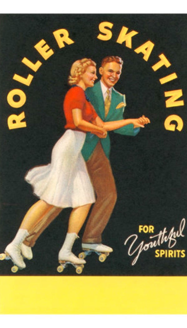 Toe Stop Sally - The Queen of the Roller Rink - CLICK TO READ my friend Brenda's article: http://boomerinas.com/2012/02/toe-stop-sally-60s-queen-of-the-roller-rink-2/